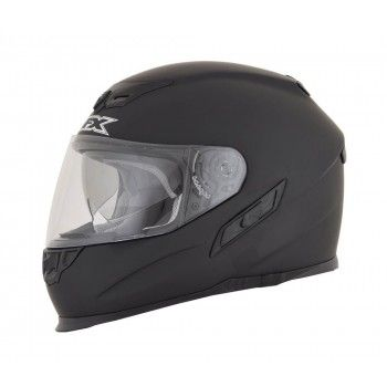 AFX Integraalhelm FX-105 Solid Flat Black