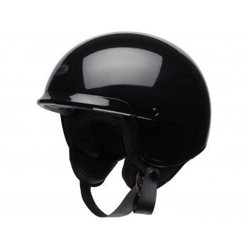 Bell Scout Air Jethelm Black Gloss-XS
