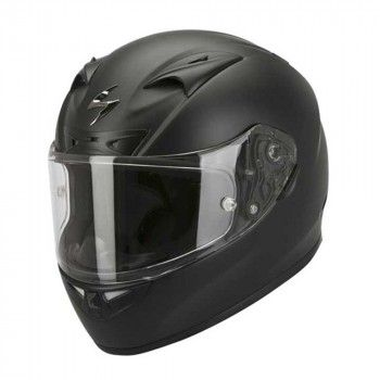 Scorpion Integraalhelm EXO-710 Air Solid Matt Black