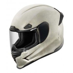 Icon Integraalhelm Airframe Pro Construct White