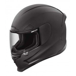 Icon Integraalhelm Airframe Pro Rubatone Black