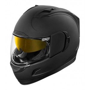 Icon Integraalhelm Alliance GT Rubatone Black