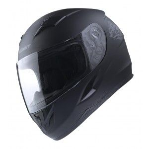 Kenny Kinder Integraalhelm Targa Matt Black