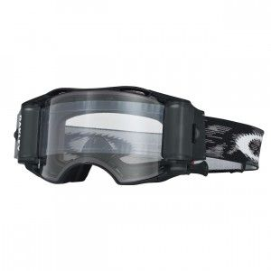 Oakley Crossbril Airbrake MX Jet Black BIG Roll-Off