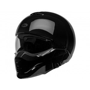 Bell Broozer Streetfigther Jethelm Gloss Black
