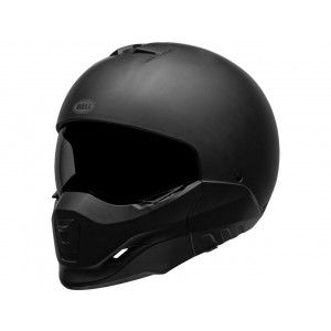 Bell Broozer Streetfigther Jethelm Matte Black