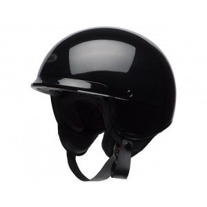 Bell Scout Air Jethelm Black Gloss-L