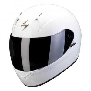 Scorpion Integraalhelm EXO-390 Solid White