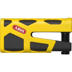 ABUS Disclock 77 granit sledg web yellow