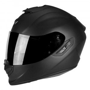 Scorpion Integraalhelm EXO-1400 Air Solid Matt Black