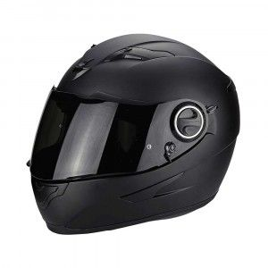 Scorpion Integraalhelm EXO-490 Solid Matt Black