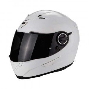 Scorpion Integraalhelm EXO-490 Solid White