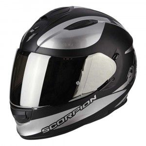 Scorpion Integraalhelm EXO-510 Air Sublim Matt Black/Chrome