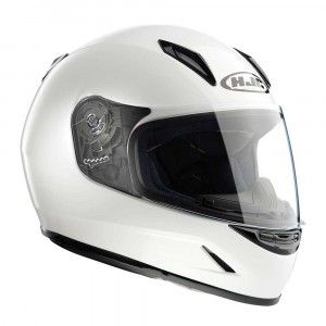 HJC Kinder Integraalhelm CL-Y White