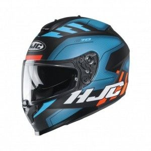 HJC Integraalhelm C70 Koro Blue/Orange