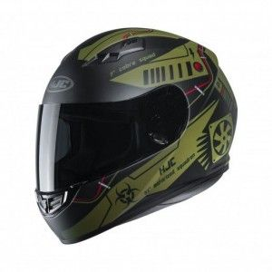 HJC Integraalhelm CS-15 Tarex Green