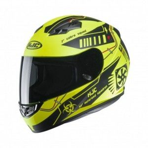 HJC Integraalhelm CS-15 Tarex Yellow