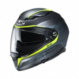 HJC Integraalhelm F70 Feron Fluor Yellow