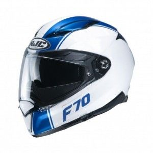 HJC Integraalhelm F70 Mago Blue/White