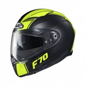 HJC Integraalhelm F70 Mago Fluor Yellow