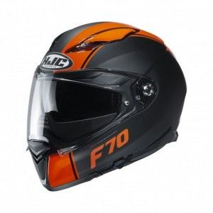 HJC Integraalhelm F70 Mago Orange