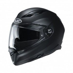 HJC Integraalhelm F70 Solid Black
