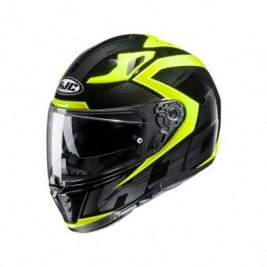 HJC Integraalhelm I70 Asto Fluor Yellow/Black