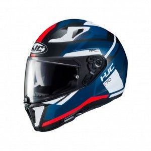 HJC Integraalhelm I70 Elim Blue/Red