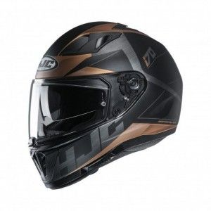 HJC Integraalhelm I70 Eluma Brown