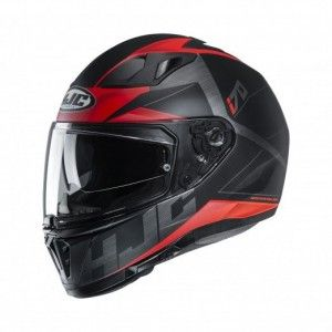 HJC Integraalhelm I70 Eluma Red/Black