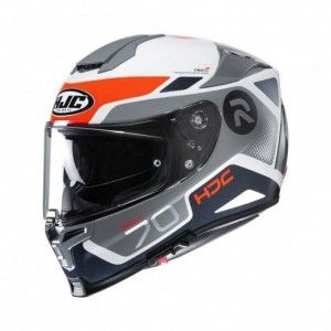 HJC Integraalhelm RPHA-70 Shuky Orange/Grey