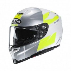 HJC Integraalhelm RPHA-70 Terika Grey/Fluor Yellow