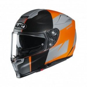 HJC Integraalhelm RPHA-70 Terika Grey/Orange