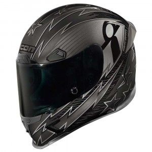 Icon Integraalhelm Airframe Pro Warbird Black