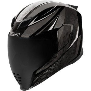 Icon Airflite QB1 Integraalhelm Black