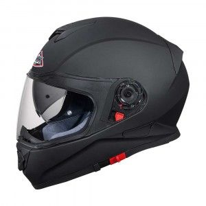 SMK Integraalhelm Twister Matt Black