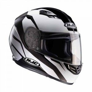 HJC Integraalhelm CS-15 Sebka Black/White