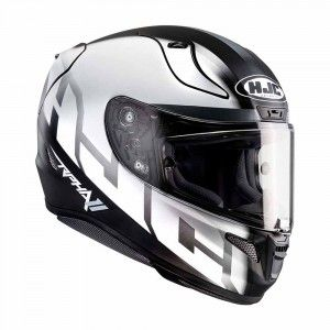 HJC Integraalhelm RPHA-11 Spicho MC-10SF Black/White
