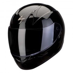 Scorpion Integraalhelm EXO-390 Solid Black