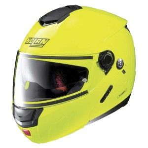 Nolan Systeemhelm N90-2 Hi-Visibility 022