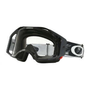 Oakley Crossbril Airbrake MX Jet Black Speed Clear