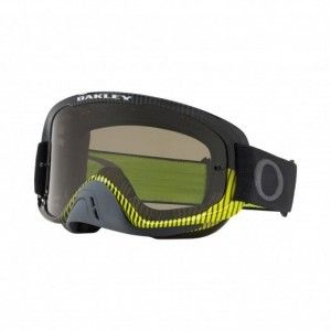 Oakley Crossbril O Frame 2.0 MX Frequency Gunmetal Green