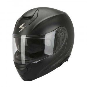 Scorpion Systeemhelm EXO-3000 Air Solid Matt Black