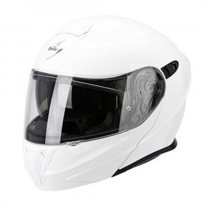 Scorpion Systeemhelm EXO-920 Solid White
