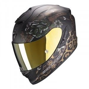 Scorpion EXO-1400 Air Integraalhelm Toa Matt Black/Gold