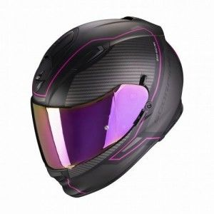 Scorpion EXO-510 Air Integraalhelm Frame Black/Pink