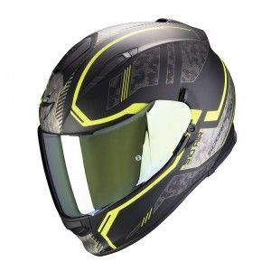 Scorpion EXO-510 Air Integraalhelm Occulta Matt Black/Fluor Yellow