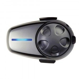 Sena Headset SMH-10 Bluetooth Stereo Headset/Intercom met universele Mic (SMH10-11)