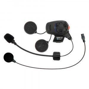 Sena Headset SMH-5 Stereo Headset/Communicator/Intercom (SMH5-UNIV)