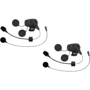 Sena Headset SMH-5 Stereo Headset/Communicator/Intercom Dual (SMH5D-UNIV)